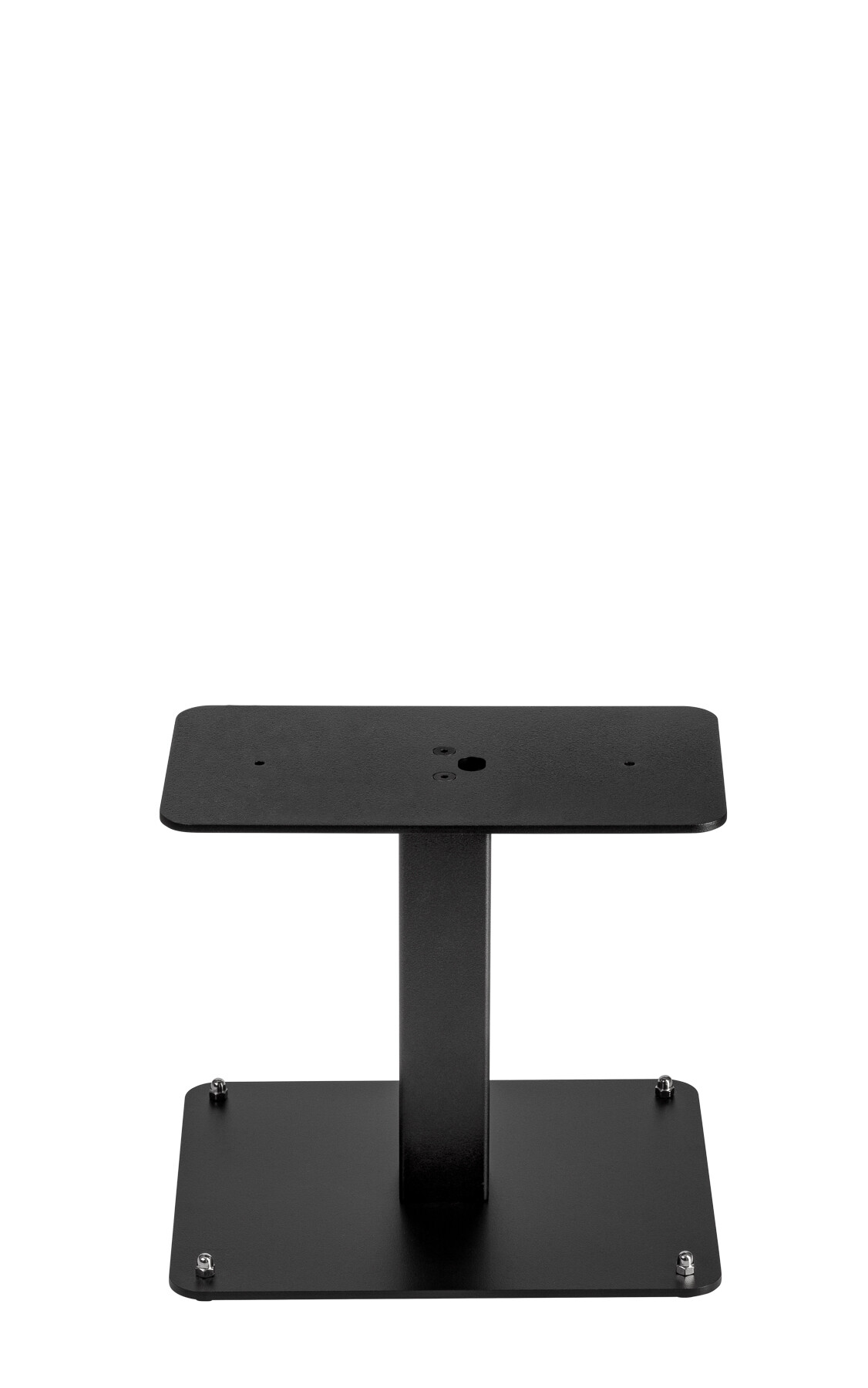 Ad Astra Center Speaker Stand Small - Product photography sample