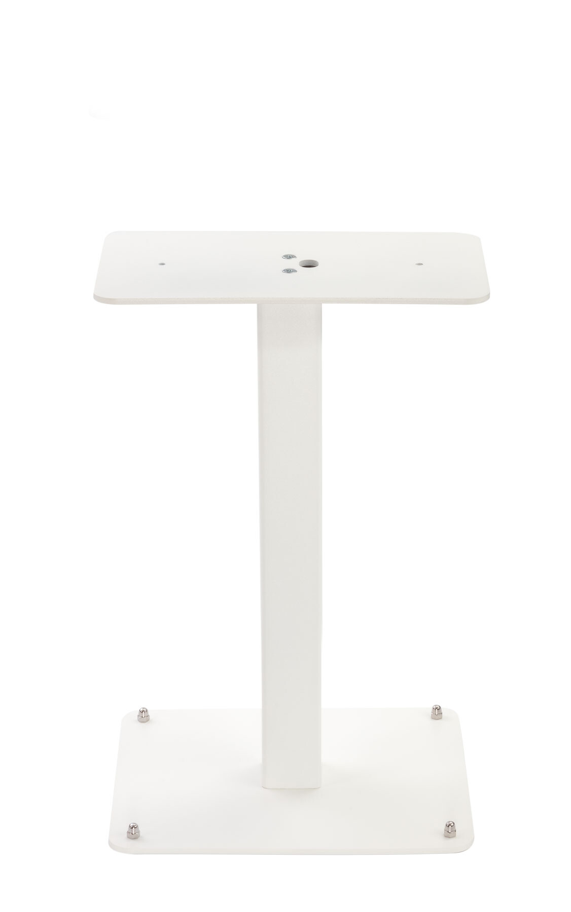 Adastra White speaker stand Medium - Product photo sample