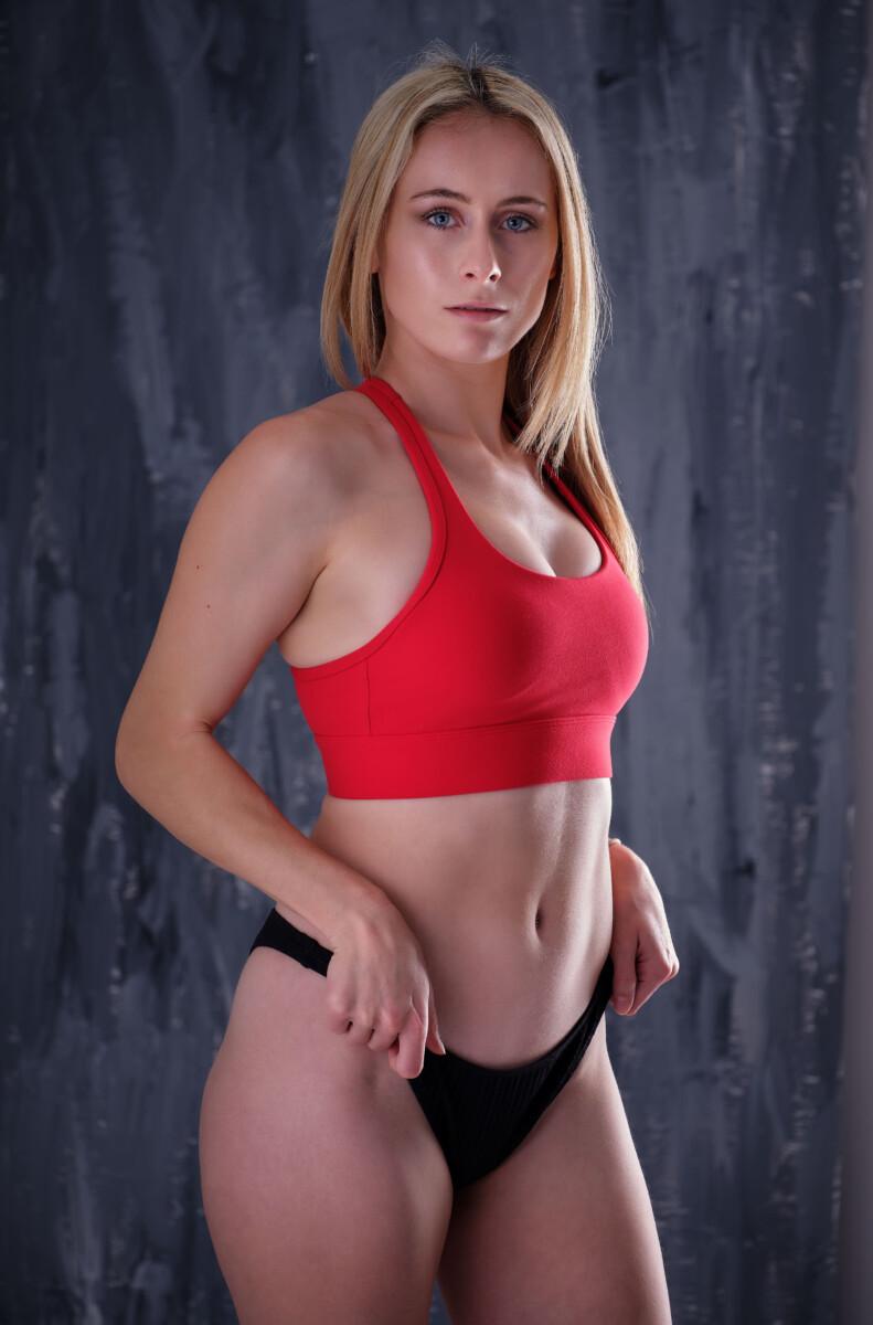 Alyson King 4 Model Portfolio Photography