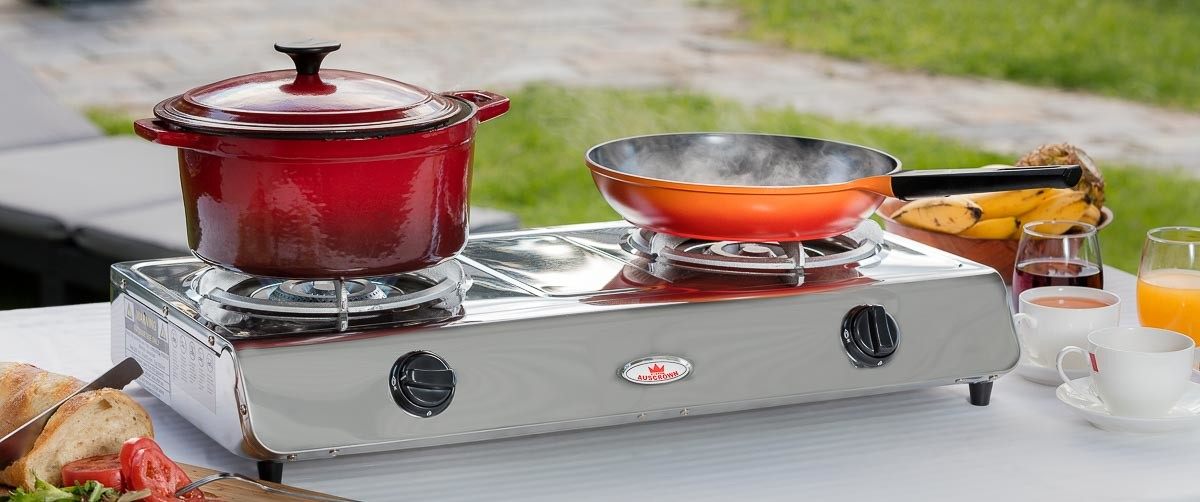 Aus Crown Gas burner and cook tops lifestyle advertising