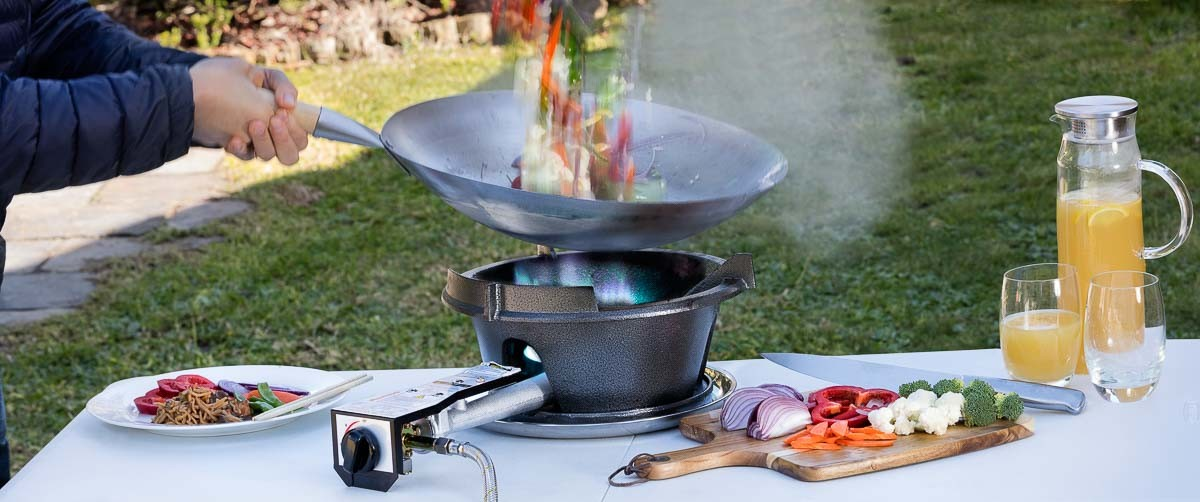 Aus Crown Gas burner and cook tops lifestyle advertising-7