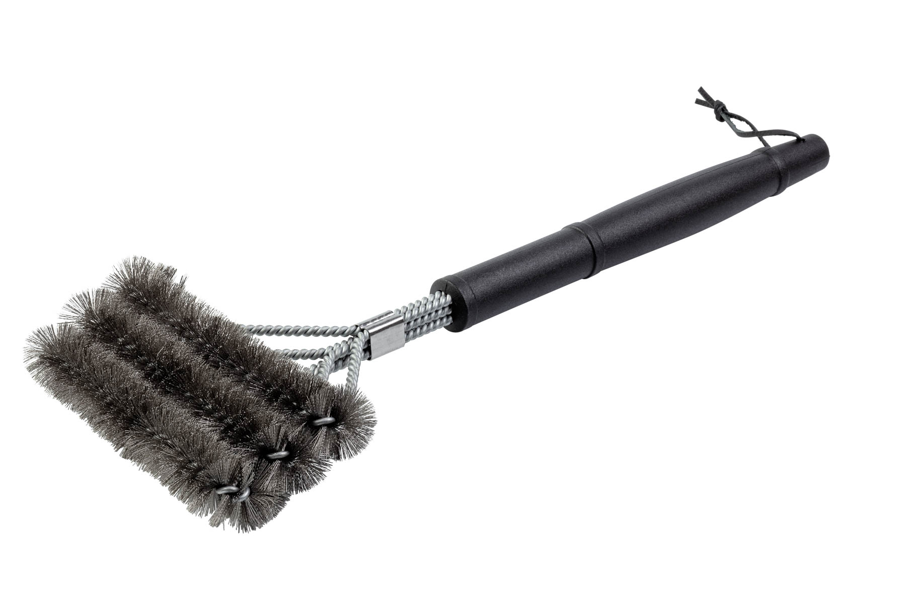 BBQ Brush full product on reverse angle - sample for Amazon website