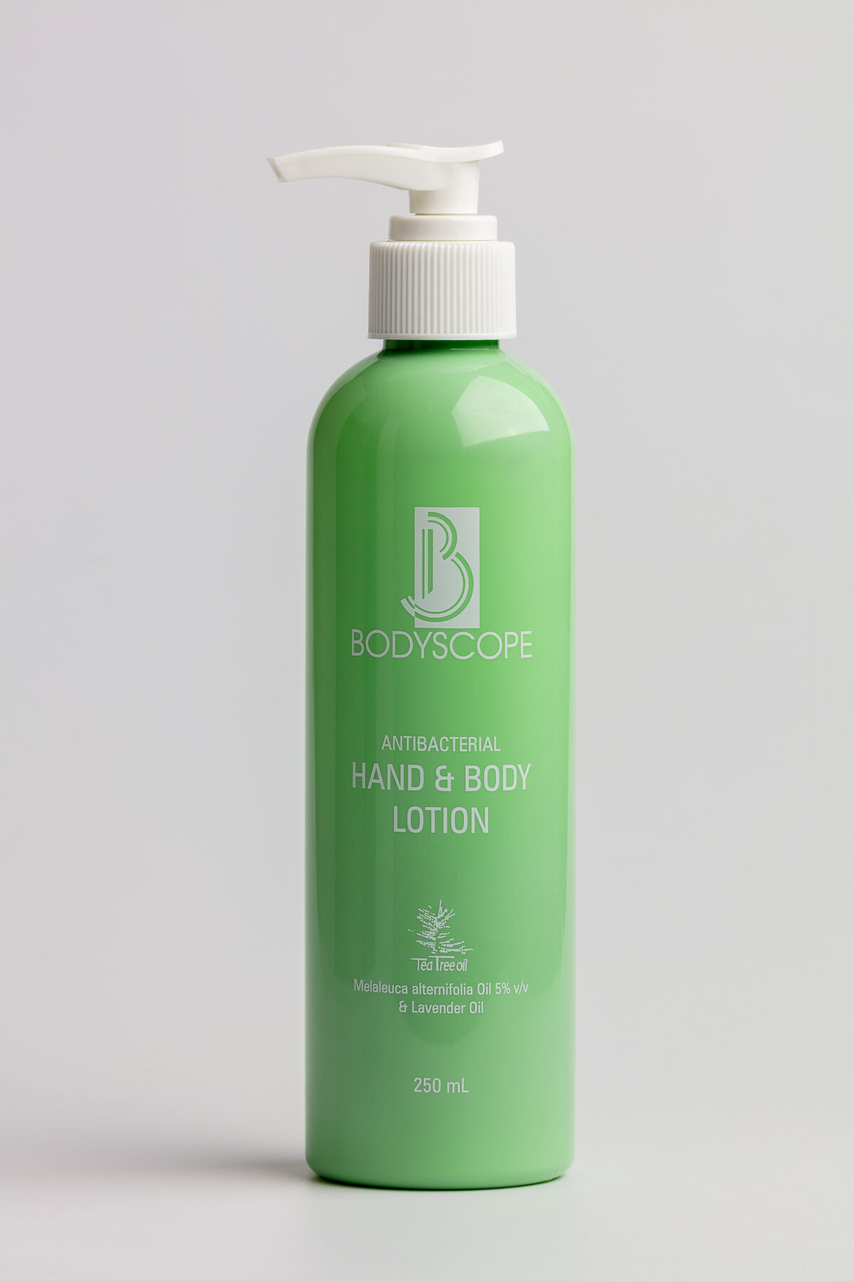 Body Scope hand & Body Lotion Single - Advertising product photography for website