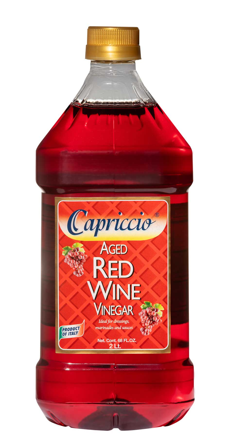 Aged Red Wine Vinegar 2lt - Product Photography