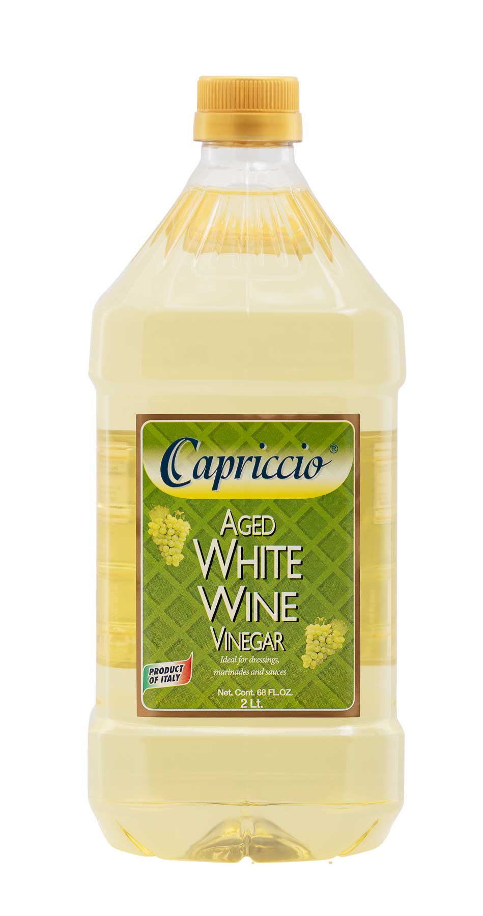 Aged White Whine Vinegar 2lt - Product photo