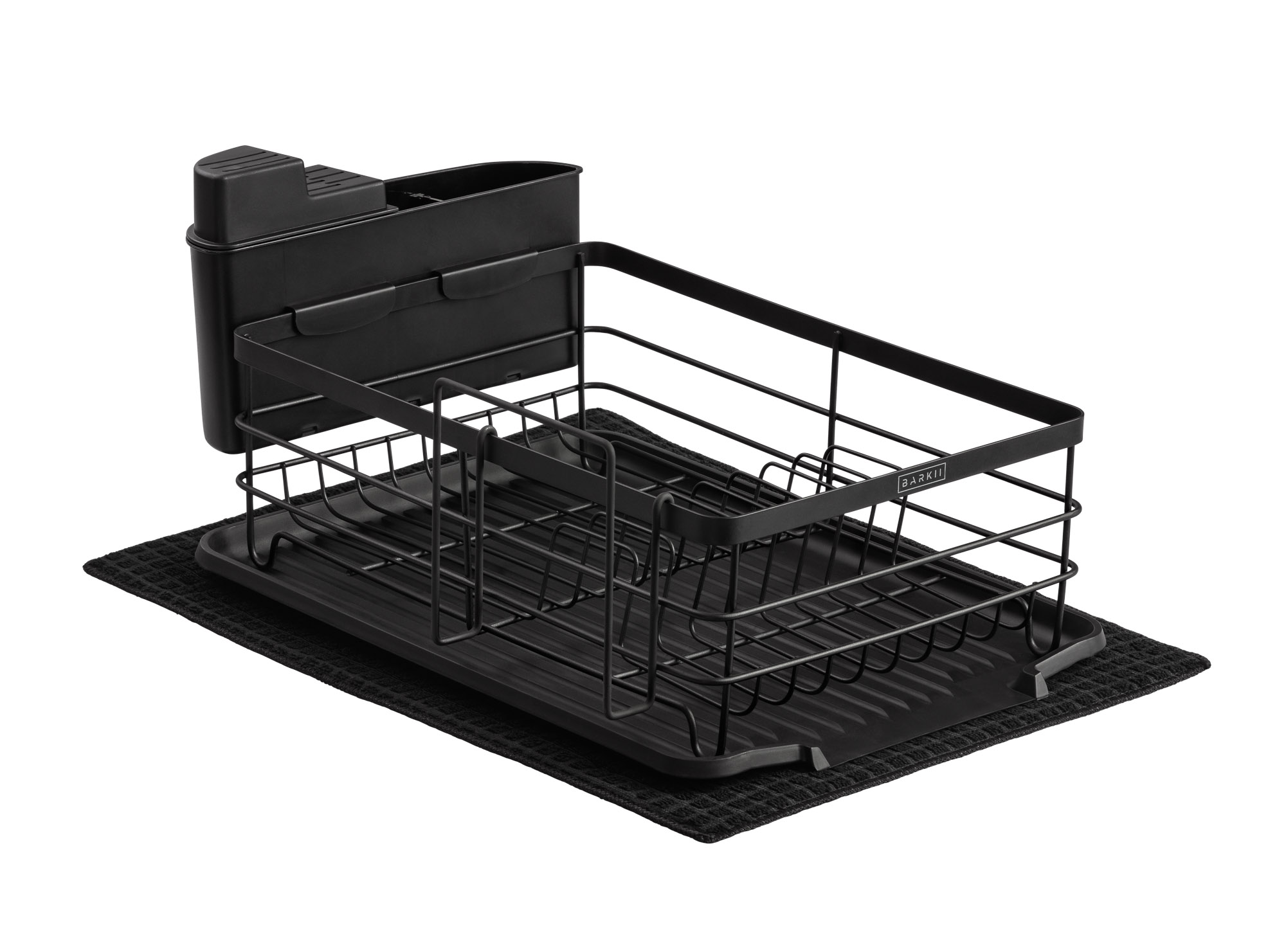 Dish Rack All parts - Less small cutlery container - Product photo for Amazon