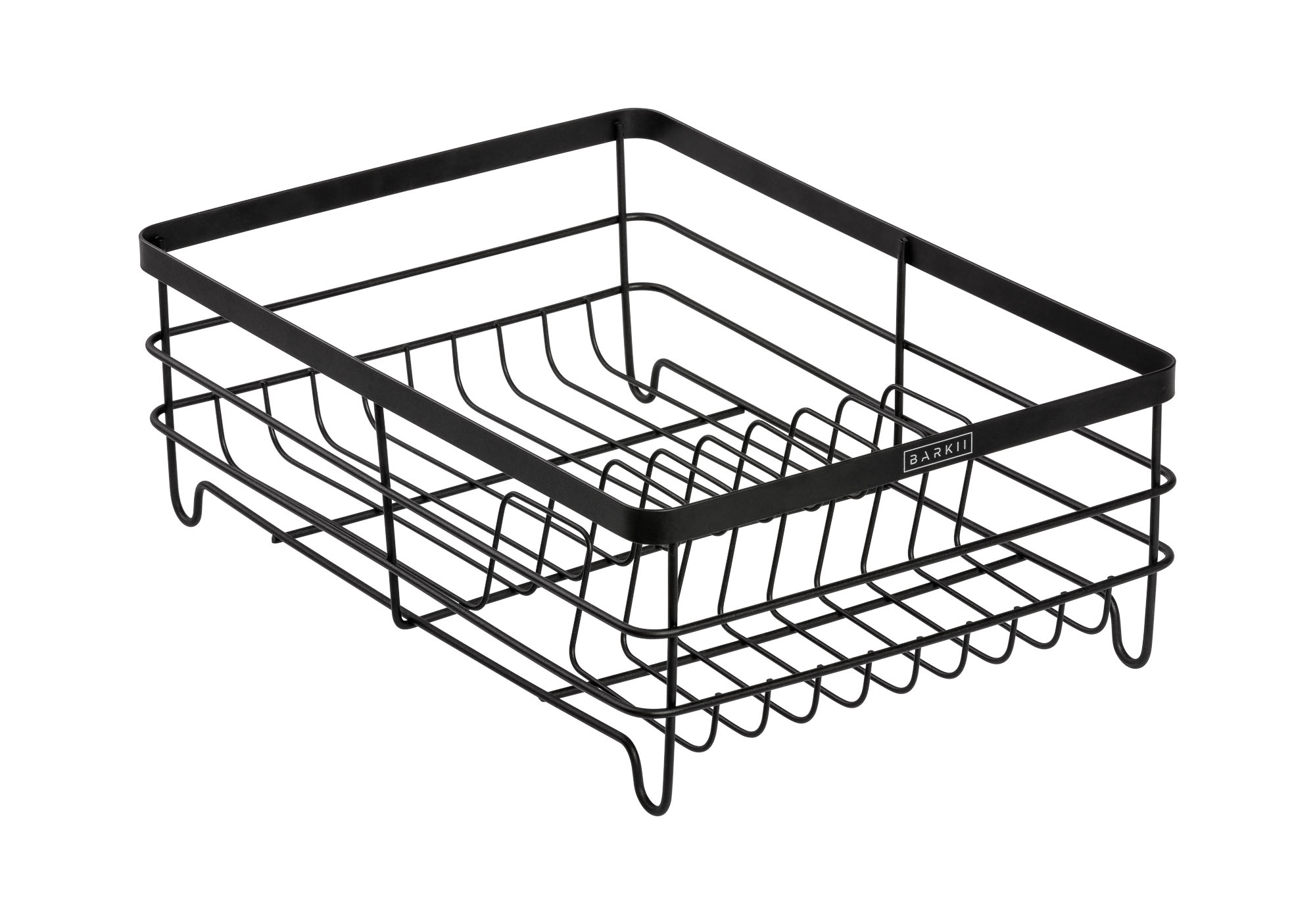 Dish Rack Rack only 45 degrees - sample of product photo for Amazon