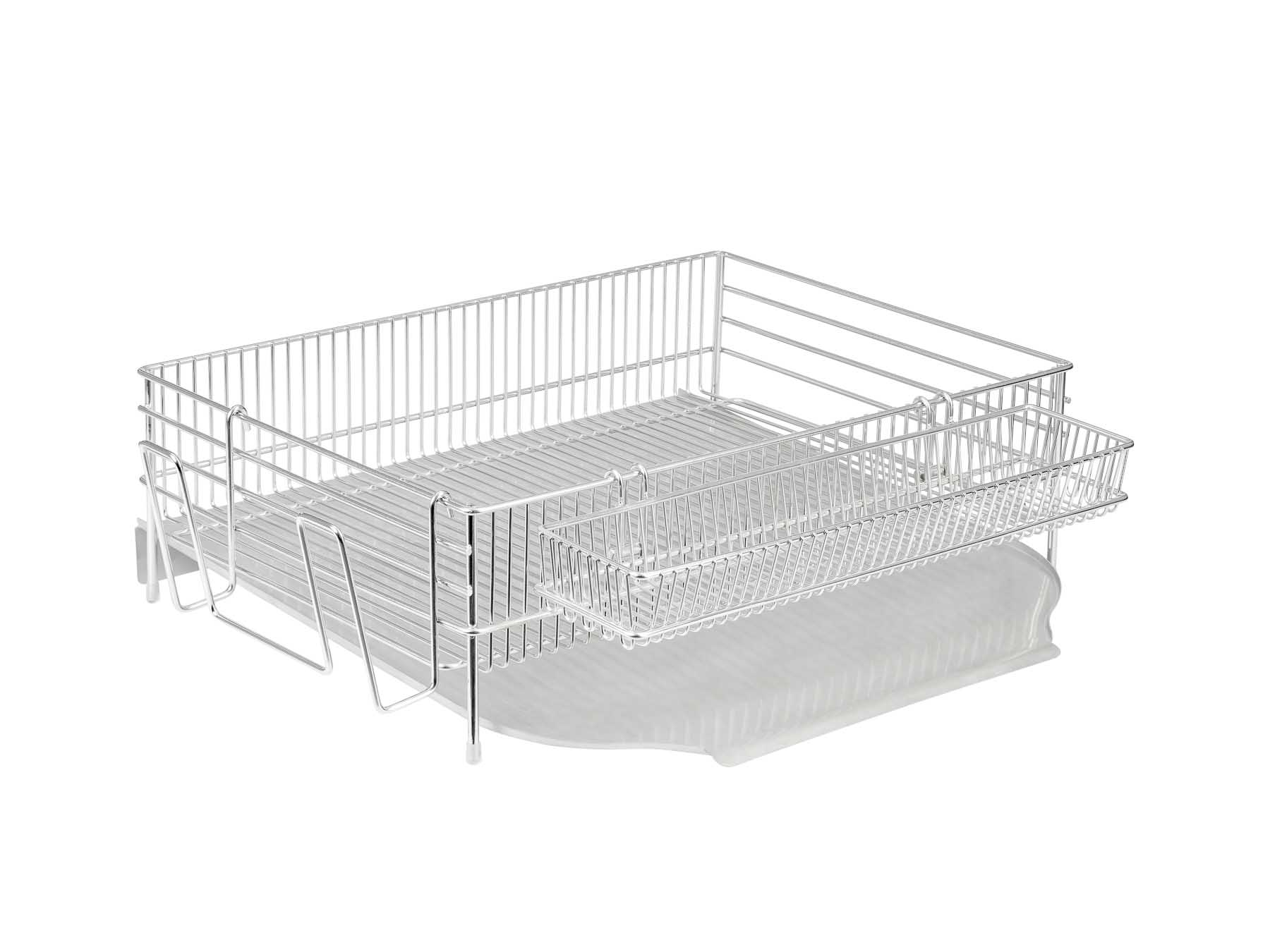 Dish Rack Full product side view - Product photography for Amazon