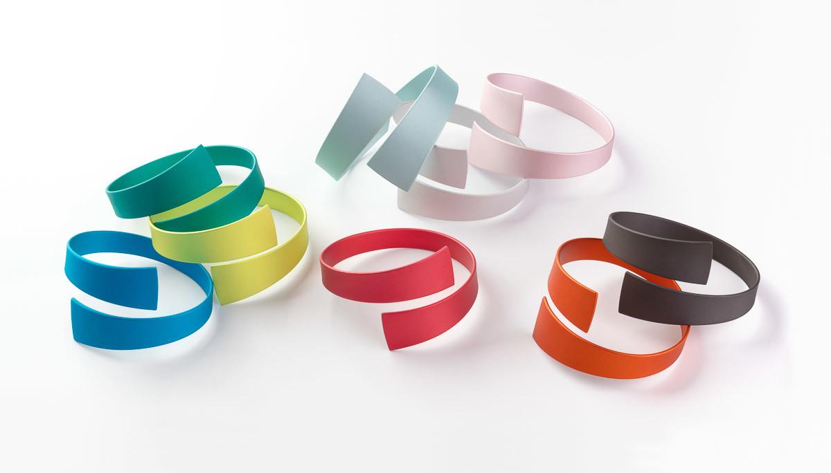 Kalinowski Jewellery 2016 collection set of bracelets