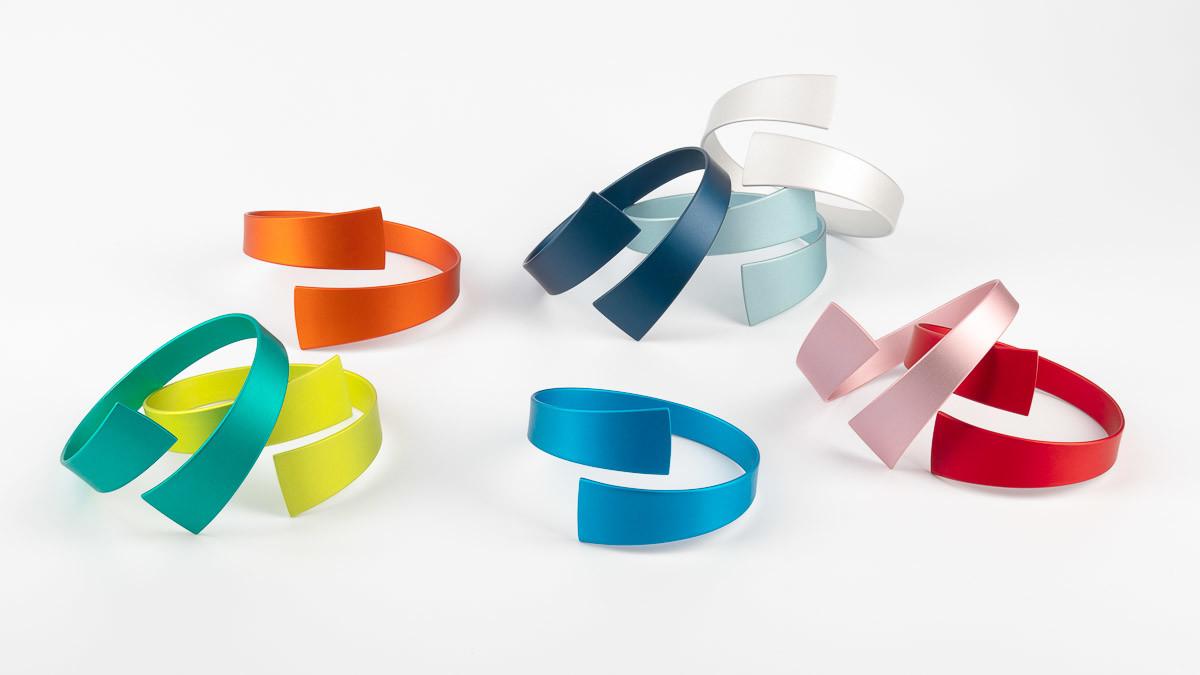 Kalinowski Jewellery 2018 collection_Group of bracelets