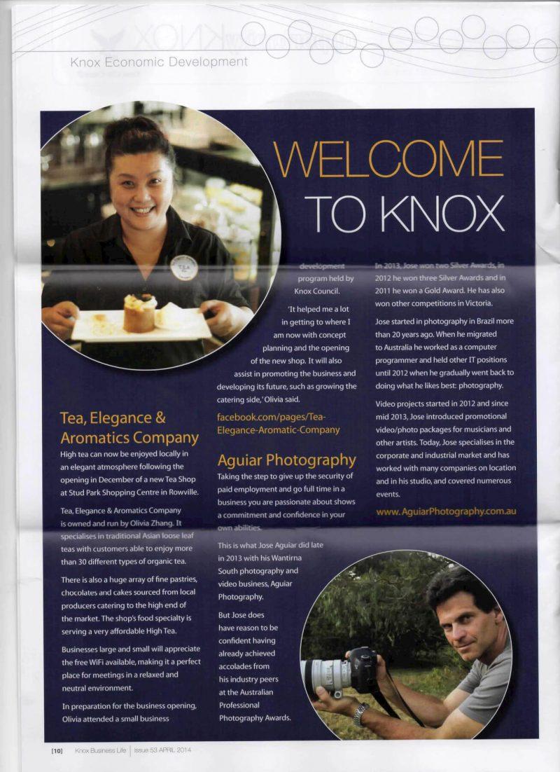 Knox Magazine web