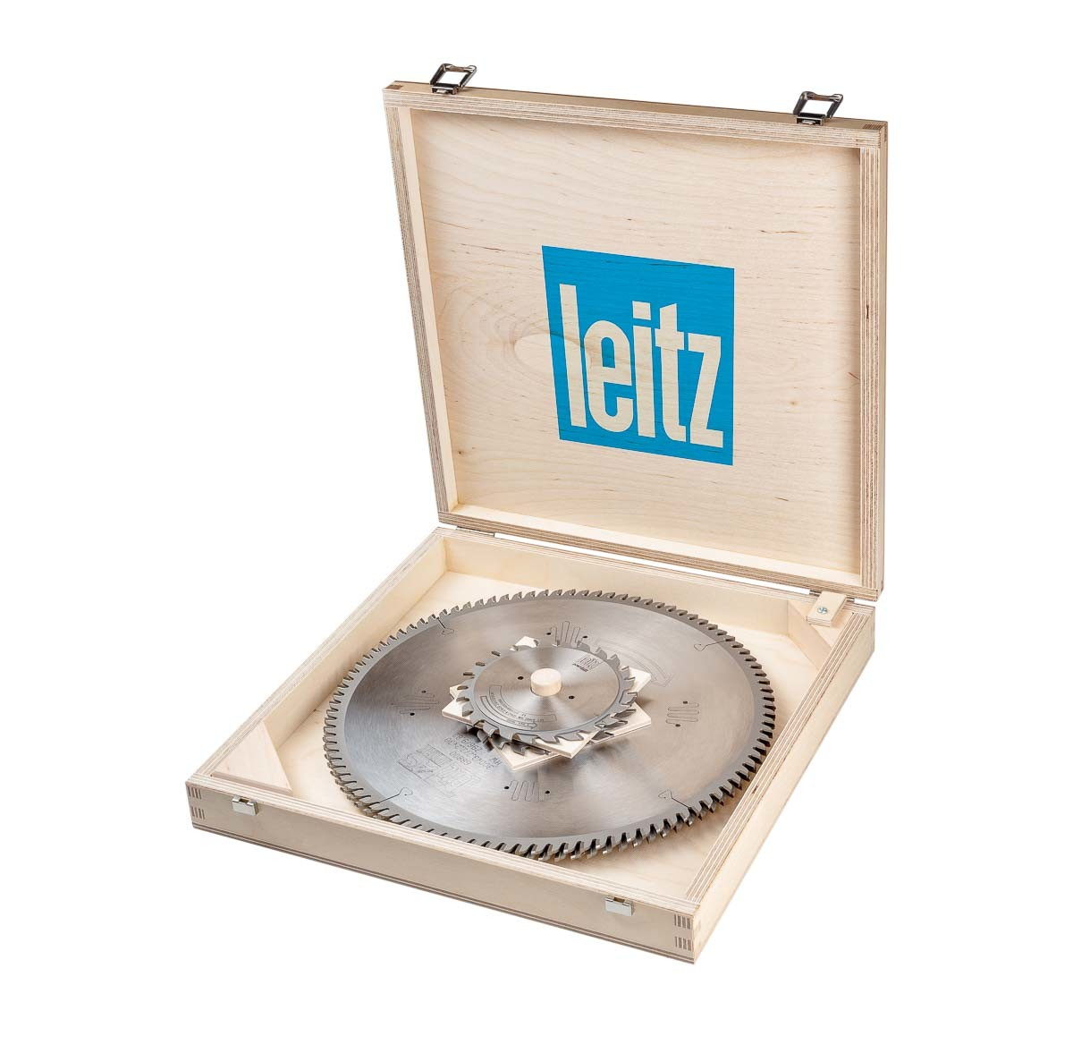 Leitz industrial tools set of saws