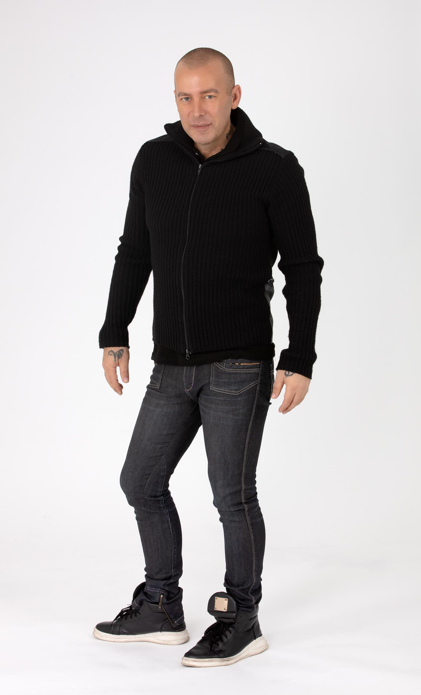 Model Male full body model portfolio sample 2