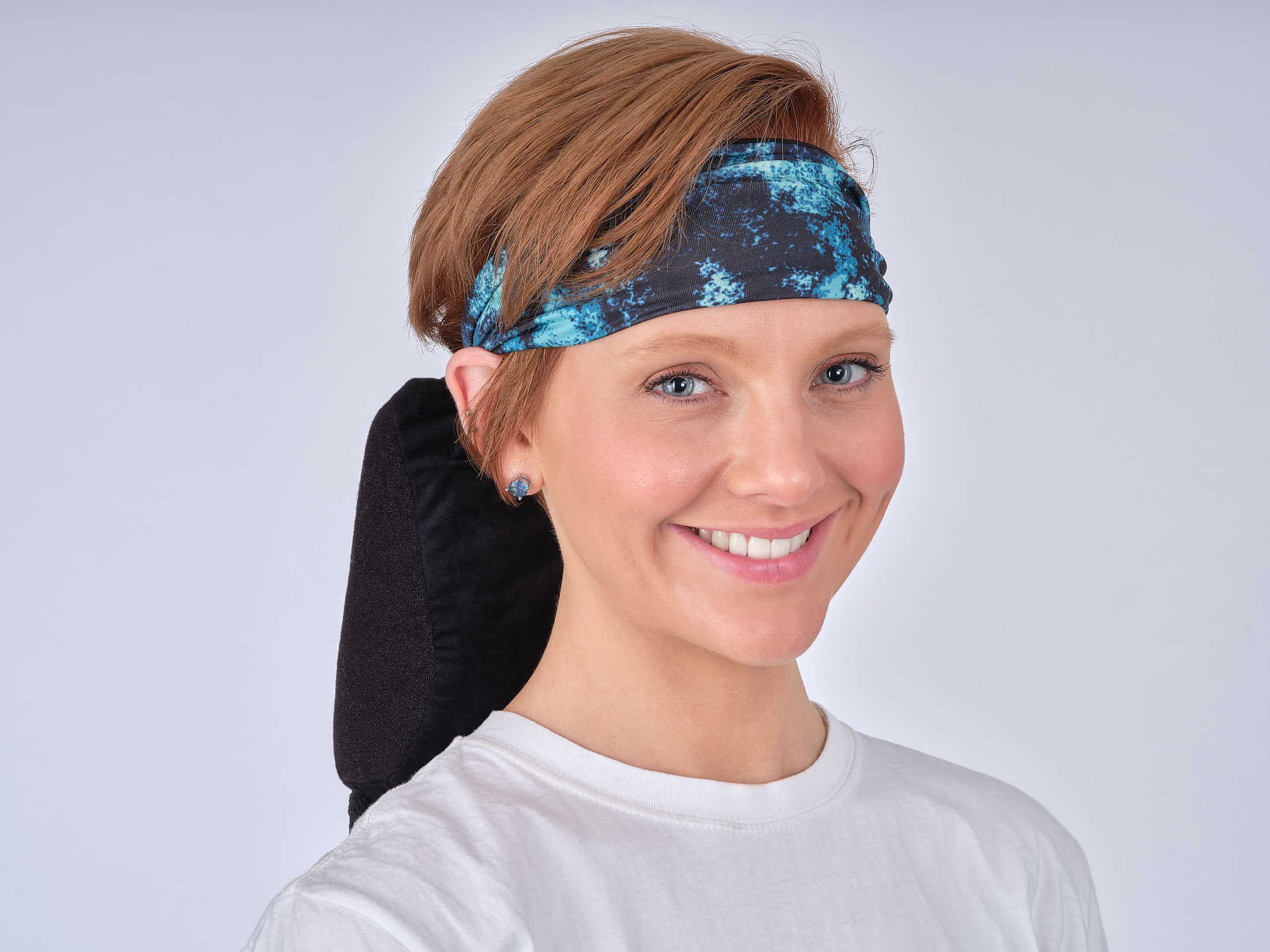 Model with headband 6-Advertising Product Photography