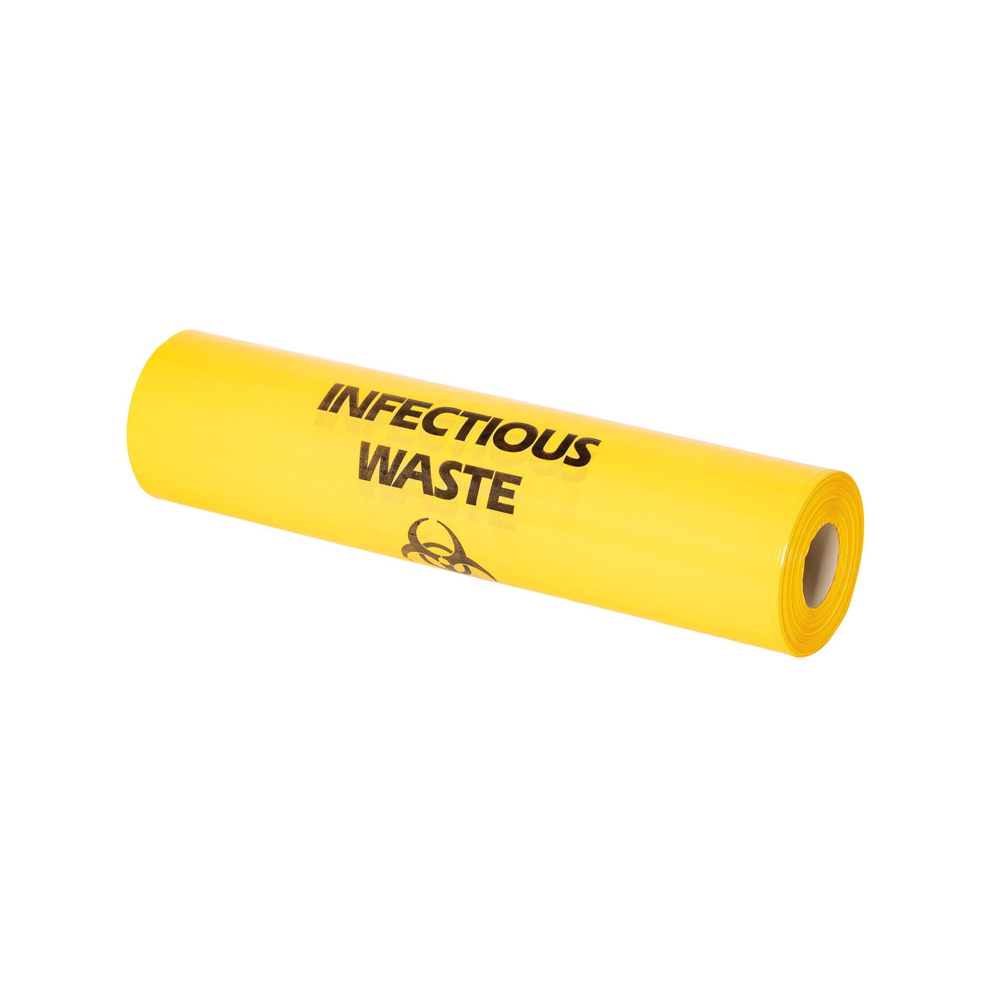 Pro Clean Yellow Infections Waste roll - Product photography sample