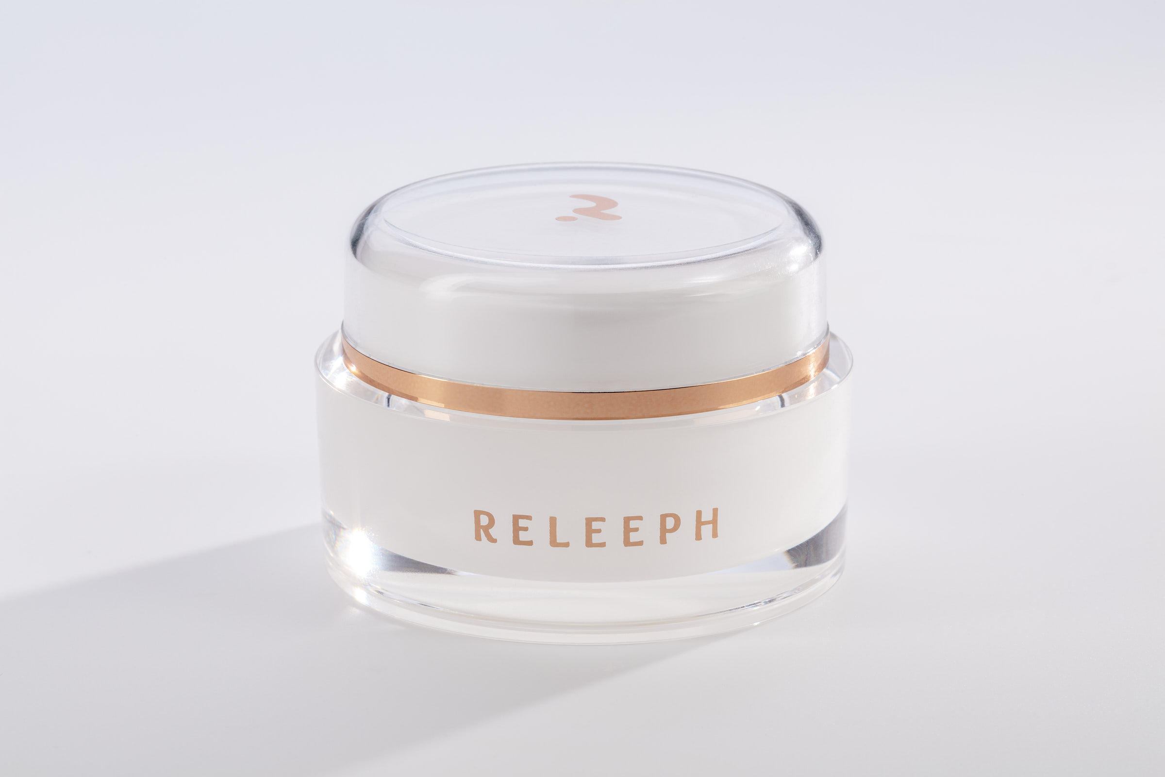 Releeph Cream Solo main front view_Advertising product photography