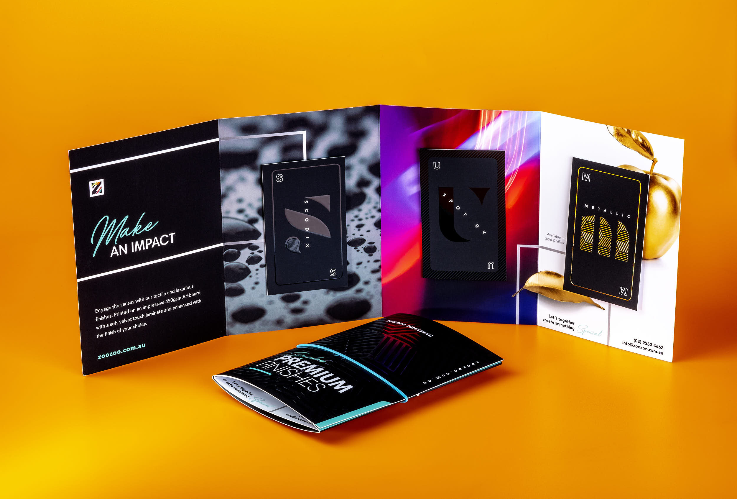 ZooZoo Printing Premium Commercial Advertising Product Photography