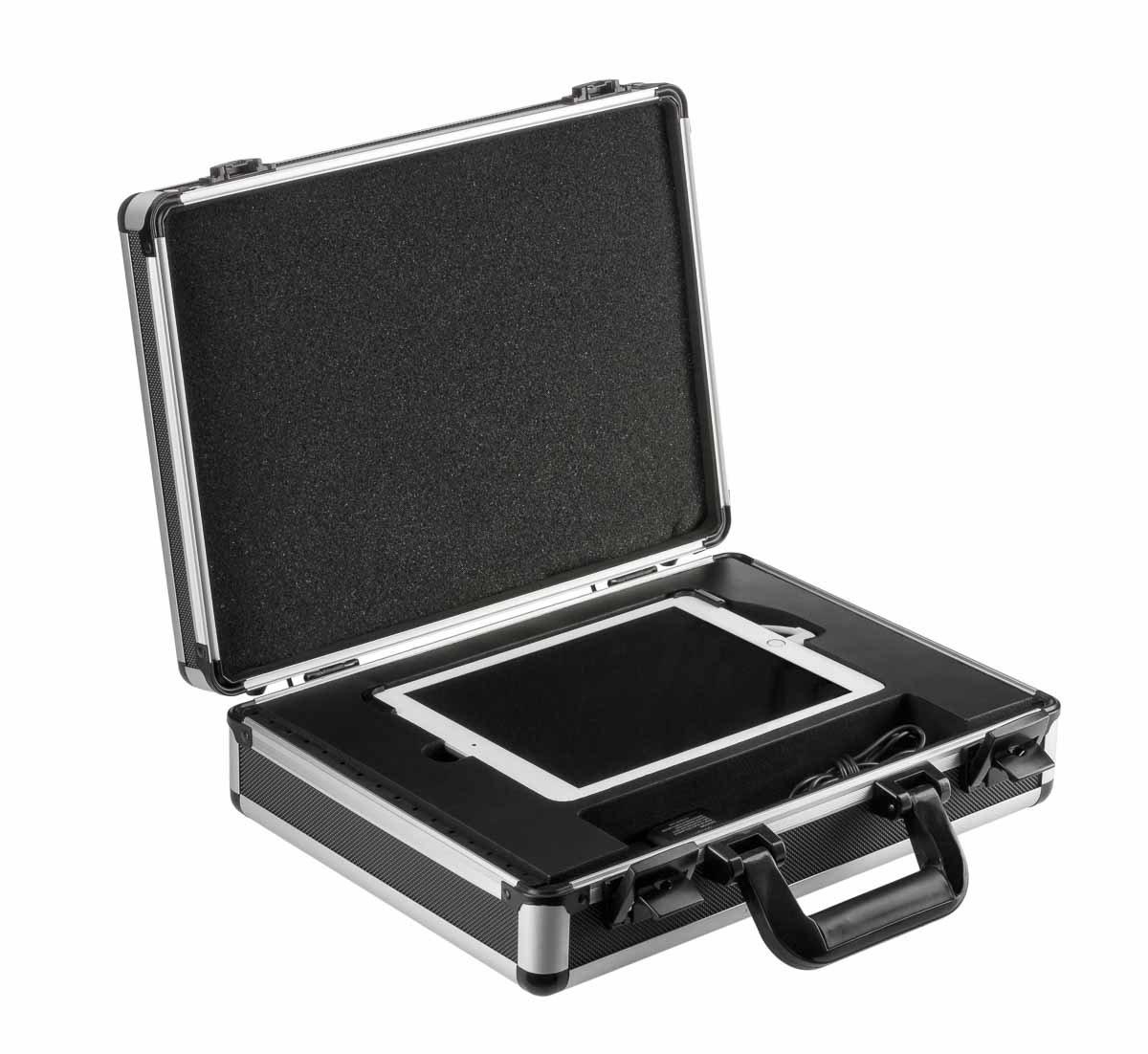 iPad and case_Box opened with ipad inside